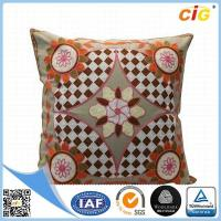 Wholesale Shrink-Resistant Decorative Pillow Cover Decorative Throw Pillows With Embroidery from china suppliers