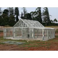 Wholesale Plasma & Oxyfuel Cutting painting fabrication steel framed structure prefab homes from china suppliers