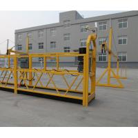 Wholesale ZLP800 steel suspended platform for outer wall cleaning from china suppliers