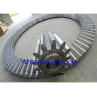 Wholesale Hydraulic Mining Casting Skew Bevel Gears With CNC Milling Service 36-26-26 Tooth from china suppliers