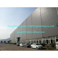 Wholesale Prefabricated Structural Steel Buildings ASTM A36 Carbon Steel from china suppliers