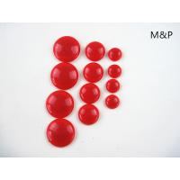 Wholesale Red Small Whiteboard Magnets Balls Shape , Multi - Purpose Dry Erase Board Magnets from china suppliers