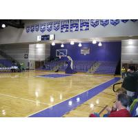 Wholesale Durable Indoor Basketball Court Wood Flooring Sound Absorption from china suppliers