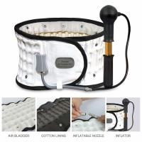 Wholesale White - Leawell Decompression Back Belt With FDA Approved Waitst 29-49'' from china suppliers