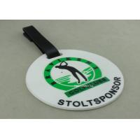 Wholesale Customized 3D Design Soft PVC Plastic Luggage Tags / Personalized Bag Tags from china suppliers
