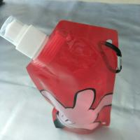 Wholesale Easy to carry out Water Bottle Bag Stand Up Pouch With Spout in PET / Nylon / LDPE from china suppliers