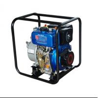 Wholesale 5.5L Fuel Tank 3600 Rpm 4'' Water Pump , High Pressure Diesel Water Pump from china suppliers