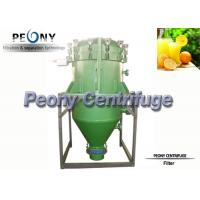 Wholesale China Economic Vertical Hermetic Pressure Leaf Filter for Juice Clarifying from china suppliers