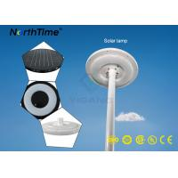 Wholesale 30 Watt Round Garden Lights Solar Powered Street Lamp 3000-3100 Lumens from china suppliers