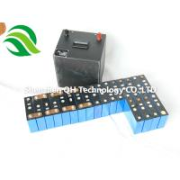 Wholesale Aluminum Shell Electric Forklift Battery Pack 36Volt 120Ah 2000 Times Cycle from china suppliers