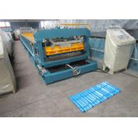 Wholesale Automatic Color Steel Sheet Of Tile Roll Forming Machine With Lifetime Service from china suppliers