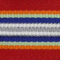 Buy cheap Nylon zipper with yarn-dyed tape from wholesalers