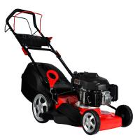 China 18'' Professional Environmental Hand-Push Lawn Mower grass cutter from China on sale