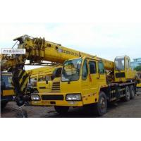 Wholesale Emission Standart Euro2 , 25T Large Truck Mounted Crane With Big Torque Starting Point from china suppliers