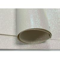 Quality Moisture Proof Sparkly Construction Paper / Glitter Paper Sheets Nonwoven Stone Printed for sale