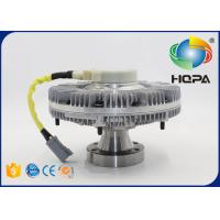 Wholesale Black + Silver Excavator Spare Parts / CAT 325D Car Engine Cooling Fan Clutch 281-3589 from china suppliers