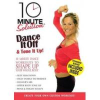 Wholesale low price 10 Minute Solution: Dance It Off & Tone It Up from china suppliers