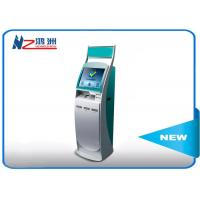 Wholesale 19 inch information inquiry self service kiosk with card vending function from china suppliers