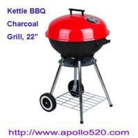 Wholesale Kettle BBQ Charcoal Grill, 22'' from china suppliers