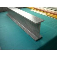 Wholesale Customized Structural FRP I-Beam , Fire Retardant Metal h Beam 200x100 from china suppliers