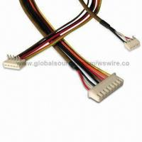 Wholesale Single or Multi-cores Shielded Wire Harness, Suitable for Panel Display from china suppliers