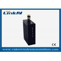 Quality Over 1 Km Long Range COFDM Transmitter NLOS Wireless Video Transmission for sale