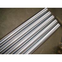 hard polished and chrome plated cylinder piston rod