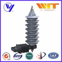 Wholesale Customized Metal Oxide Surge Arrester Disconnector for Over Voltage Protection from china suppliers