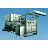 Wholesale Overflow Textile Dyeing Machines , Alkali Deweighting Polyester Fabric Dyeing Machine from china suppliers