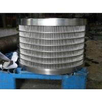 Wholesale outflow pressure bar screen basket for pressure screen from china suppliers