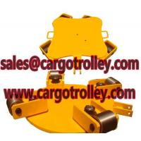 Buy cheap Rotating moving dollies skates advantages from wholesalers