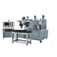 Wholesale Automatic PU Injection Air Filter Production Line , Moving Speed 2 - 10m / min from china suppliers