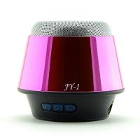 Wholesale Metal Loudest Portable Rechargeable Bluetooth Speaker USB With TF Card from china suppliers