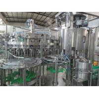 Wholesale Carbonated Drink Automatic Glass Bottle Filling Machine 8000BPH with Crown Cap from china suppliers