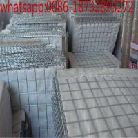 Wholesale rock basket retaining wall for coastal defence and protection/bastion wall for flood contro retaining wall from china suppliers