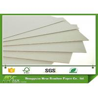 Wholesale Anti-Curl Double Side Grey Hard Board Paper for furniture / book cover from china suppliers