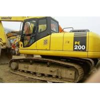 Wholesale Used Komatsu Excavator PC200-7 from china suppliers
