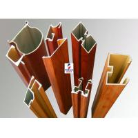 Frames Using AL6063 Window Aluminum Profile Smooth Feel With Power Coating