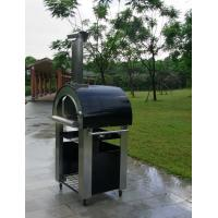 2014 used outdoor wood burning pizza oven for sale