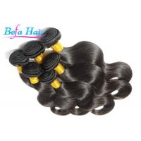 Wholesale Body Wave 12 14 16 Virgin Indian Hair weave Raw Human Hair Smooth Soft from china suppliers