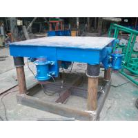 Wholesale Electronic Concrete Magnetic Vibrating Table,concrete vibrating table from china suppliers