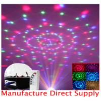 Wholesale 6 full colors Led crystal magic ball  with bluetooth Party Disco DJ Ball Stage Light from china suppliers