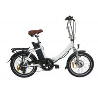 Wholesale Student Mini Foldable Electric Bicycle / Bikes Light weight Lithium Battery from china suppliers