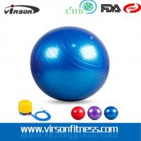 Buy cheap Best quality best sell anti burst ball yoga ball gym ball from wholesalers
