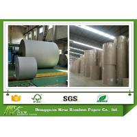 Wholesale High Cost Performance 300gsm / 0.49mm foldable Grey Paper Rolls Anti-Curl from china suppliers