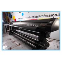 Wholesale High Efficiency / Resolution Epson Sublimation Printer , Digital Textile Printer 3.2M from china suppliers