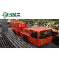 Quality Underground Service Vechicles 1 Ton Scissors Lift Truck for Underground Mining or Tunneling Project for sale