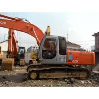 Wholesale Used Excavating Equipment 0.8cbm Capacity / Used Hitachi EX200-5 from china suppliers