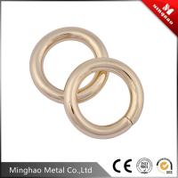 Wholesale High technic surface finishing custom belt buckle , light gold belt buckle parts from china suppliers