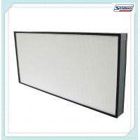 Wholesale Large Capacity Industrial Hepa Air Filters Cleanroom Or Medical Air Filtration from china suppliers
